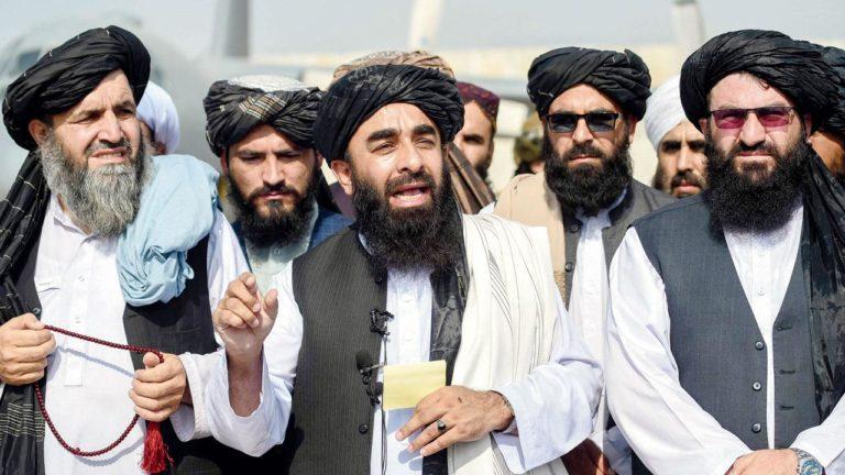 Talibanerna: Att erkänna eller att inte erkänna, det är frågan!