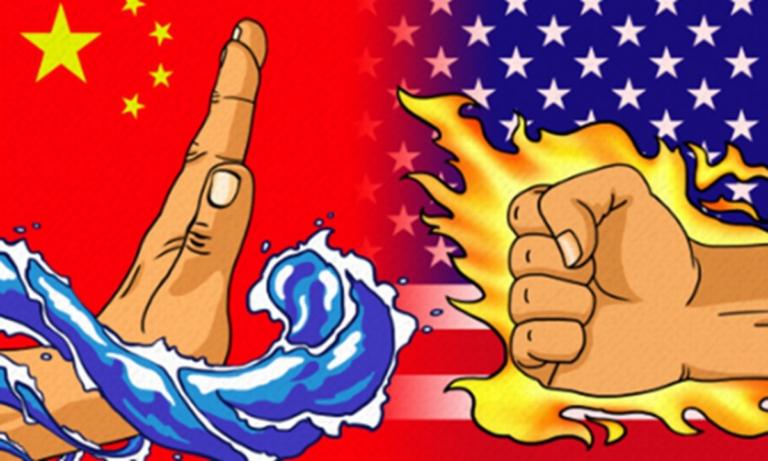 Varför är USA rädd för krig mot Kina?