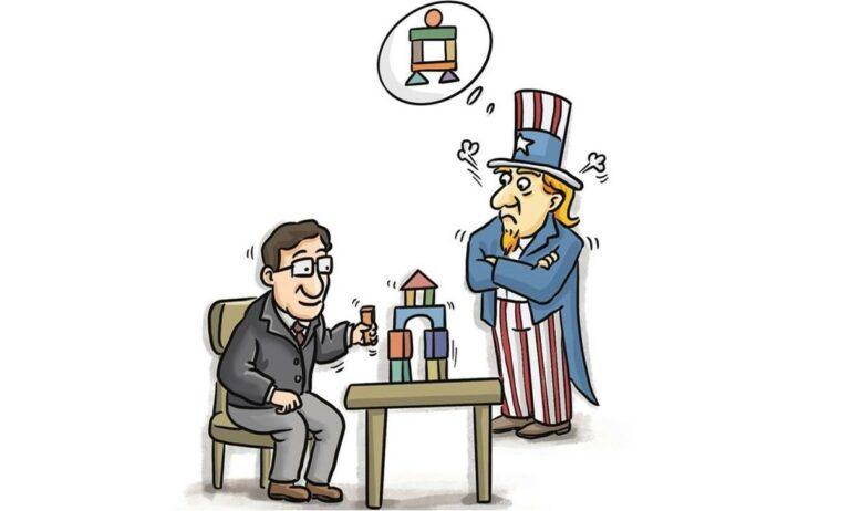 Varför är USA så besatt av idéer om att förändra andra?