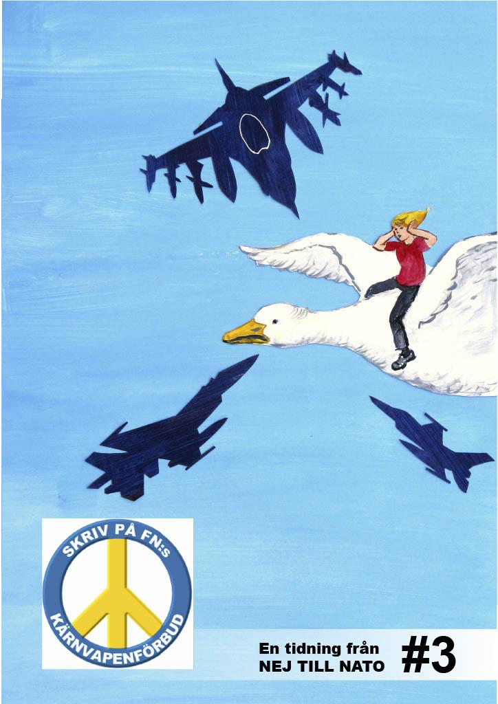 Läs nya tidningen Nej till Nato nr 3!