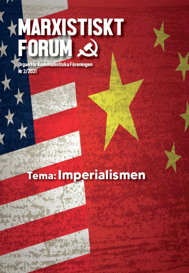 Imperialismen – temanummer av Marxistiskt Forum