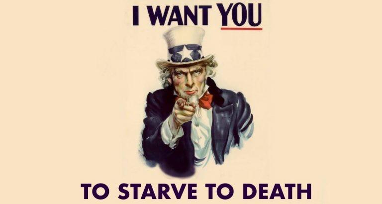 USA vill bestämma vilka nationer som skall tillåtas att äta!?