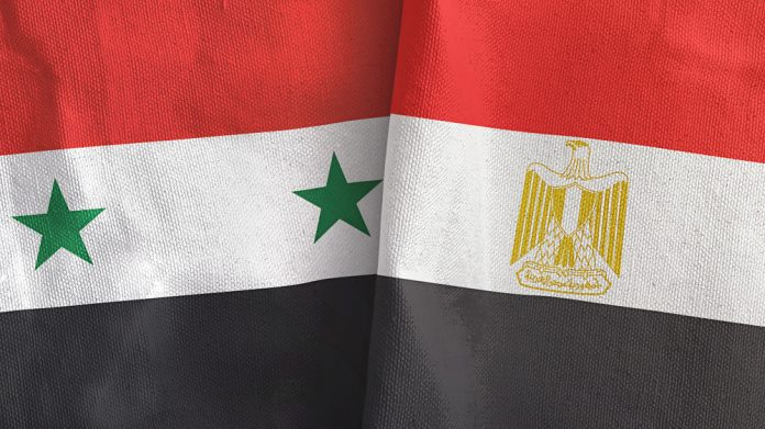 Egypten och Syrien på väg att knyta närmare band?